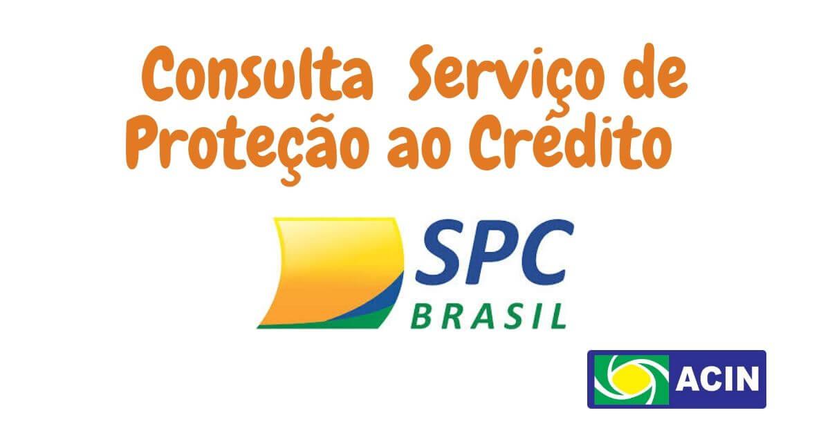 Consulta SPC em Niquelândia