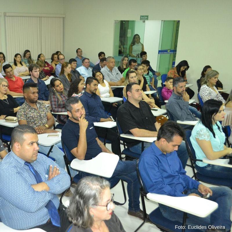 Locação do Auditório para cursos e eventos em Niquelândia 1