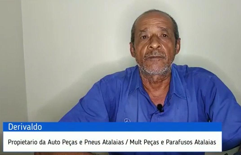 ACIN Valoriza apresenta a história da empresa Auto peças e Pneus Atalaia