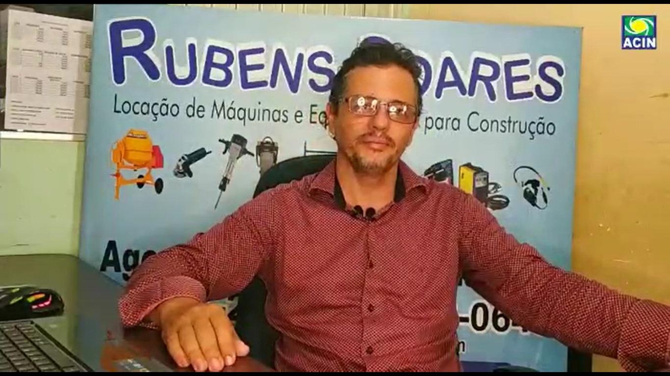 ACIN Valoriza apresenta a história da empresa Rubens Soares – Niquelândia -Go