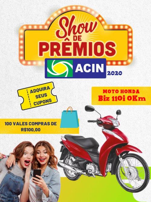 Show de Prêmios ACIN 2020 1